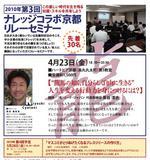 2010.第13回ナレッジコラボ京都リレーセミナー